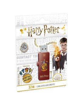Pen Drive M730 Harry Potter Gryffindor Emtec - USB 2.0 - 32GB - ECMMD32GM730HP01 (Rosso)
