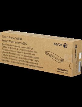 Toner Originale Xerox 106R02248 (Nero 3000 pagine)