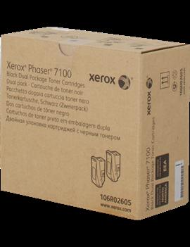 Toner Originale Xerox 106R02605 (Nero 10000 pagine)