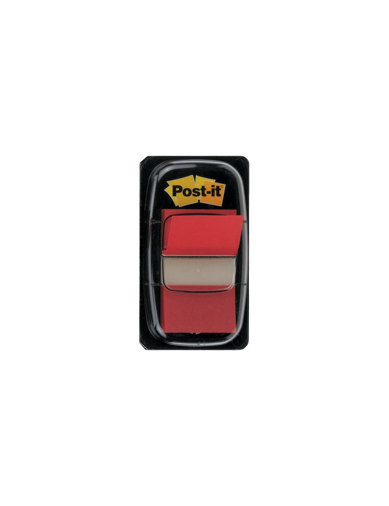 Segnapagina Post-it Index 680 3M - 7370 (Rosso)