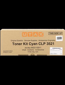 Toner Originale Utax 4452110011 (Ciano 4000 pagine)