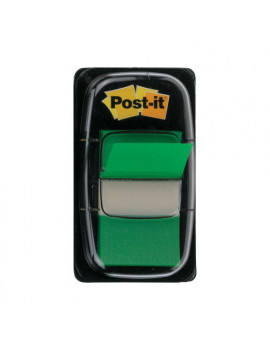 Segnapagina Post-it Index 680 3M - 4649 (Verde)