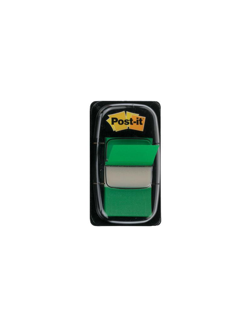 Segnapagina Post-it Index 680 3M - 4649 (Verde)