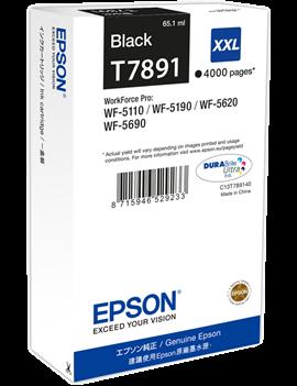 Cartuccia Originale Epson T789140 78XXL (Nero XXL 4000 pagine)