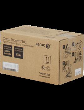 Toner Originale Xerox 106R02599 (Ciano 4500 pagine)