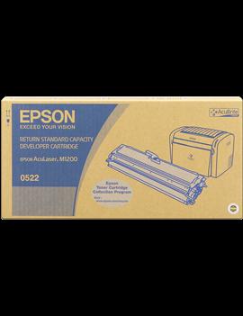 Toner Originale Epson S050522 (Nero 1800 pagine)