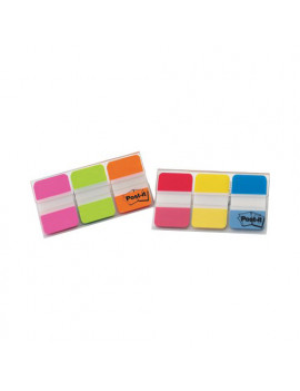 Segnapagina Post-it Index Strong Medium 686 3M - 74474 (Assortiti)