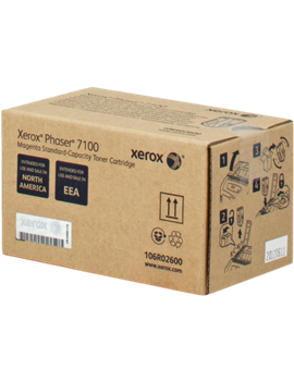 Toner Originale Xerox 106R02600 (Magenta 4500 pagine)