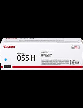 Toner Originale Canon 055hc 3019C002 (Ciano 5900 pagine)