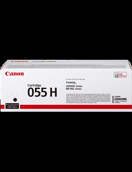 Toner Originale Canon 055hbk 3020C002 (Nero 7600 pagine)