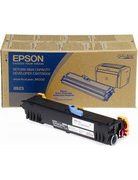 Toner Originale Epson S050523 (Nero 3200 pagine)