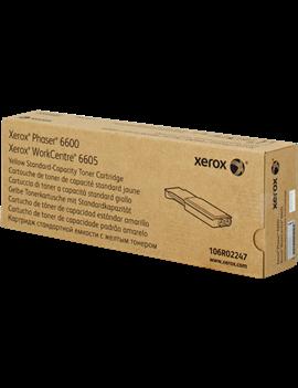 Toner Originale Xerox 106R02247 (Giallo 2000 pagine)