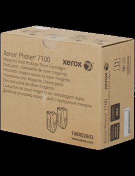 Toner Originale Xerox 106R02603 (Magenta 9000 pagine)