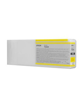 Cartuccia Originale Epson T636400 (Giallo 700 ml)