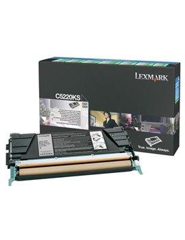 Toner Compatibile Lexmark C5220KS (Nero 4000 pagine)