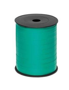 Nastro Splendente in Rocchetto per Regali Bolis - 10 mm x 250 m - 55011022513 (Verde Smeraldo)