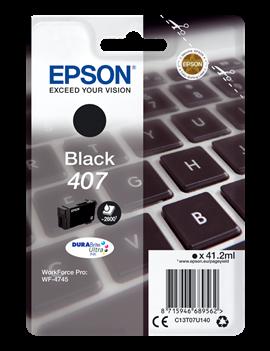Cartuccia Originale Epson T07U140 (Nero 2600 pagine)
