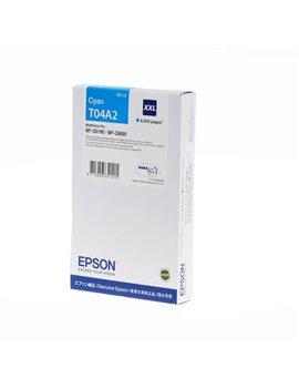 Cartuccia Originale Epson T04A240 T04A2 (Ciano 8000 pagine)