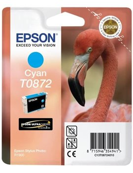 Cartuccia Originale Epson T087240 (Ciano 11,4 ml)