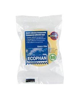 Nastro Adesivo Ecophan Eurocel - 15 mm x 33 m - 001416153 (Trasparente Conf. 10)