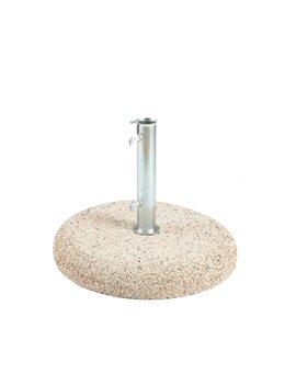 Base in Cemento per Ombrellone Tondo Garden Friend - B1007035 (Cemento)