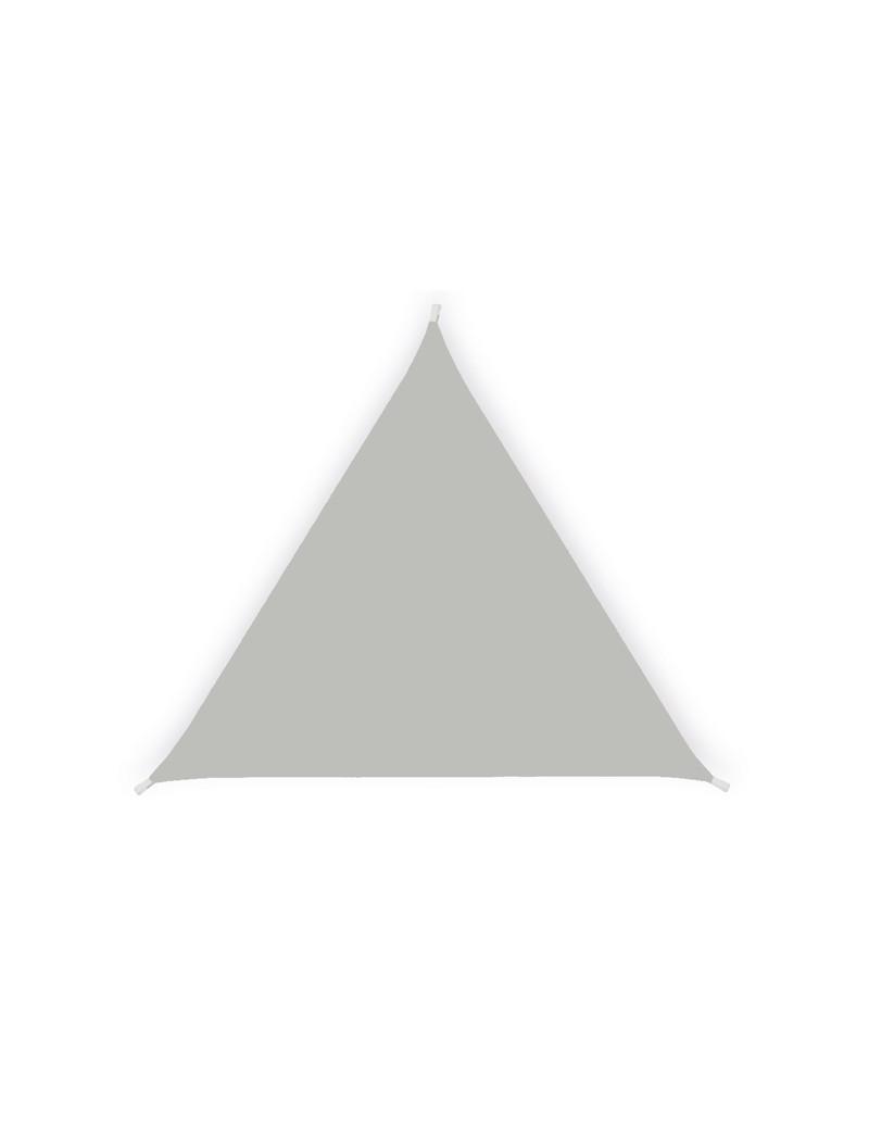 Tenda a Vela Ombreggiante Garden Friend - Triangolare - 3,6x3,6x3,6 m - T1699038 (Cenere)
