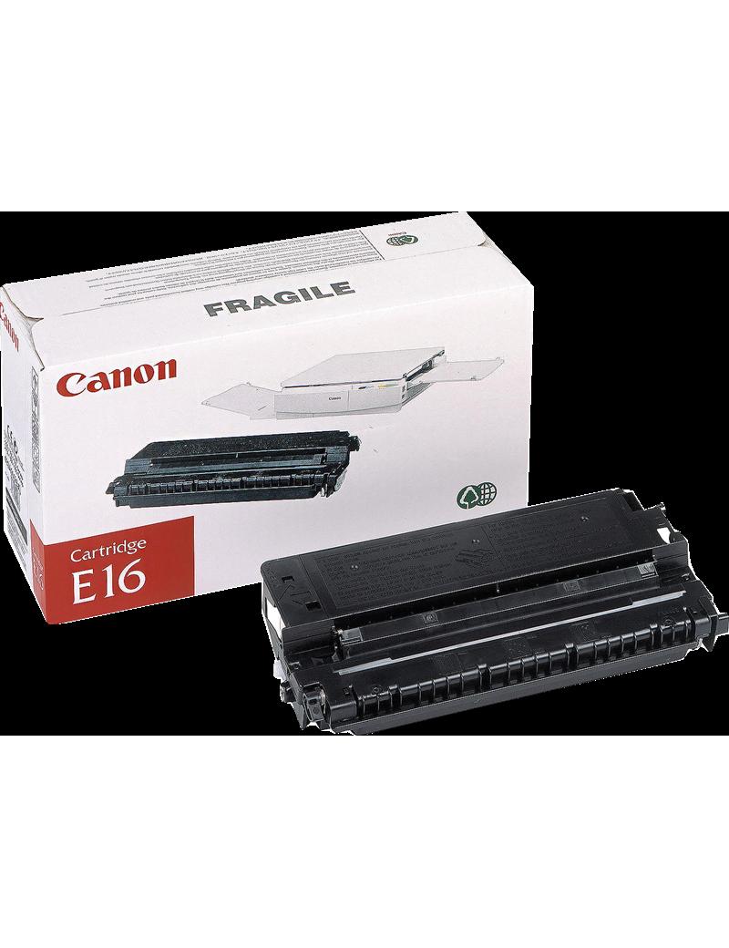 Toner Originale Canon E-16 1492A003 (Nero 2000 pagine)