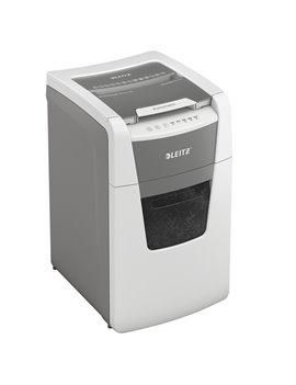 Distruggidocumenti a Frammenti IQ Office P4 Leitz - 4x40 mm - 80130000 (Bianco)