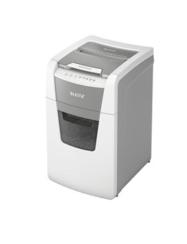 Distruggidocumenti a Microframmenti IQ Autofeed 150 P5 Leitz - 2x15 mm - 80140000 (Bianco)