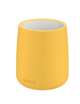 Portapenne in Ceramica Cosy Leitz - 53290019 (Giallo)