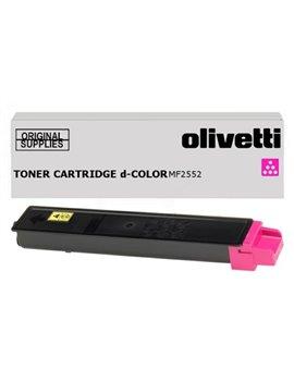 Toner Originale Olivetti B1066 (Magenta 6000 pagine)
