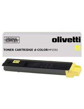 Toner Originale Olivetti B1067 (Giallo 6000 pagine)