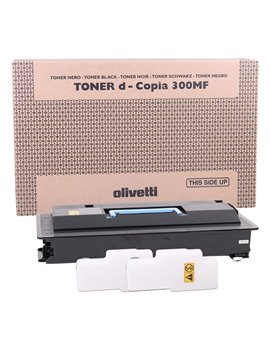 Toner Originale Olivetti B0567 (Nero 34000 pagine)
