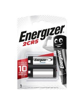 Pila Specialistica Energizer - 2CR5 - Photo Lithium - 6V - E301531800