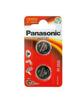 Pila Specialistica Panasonic - CR2032 - 3V - C302032 (Conf. 2)