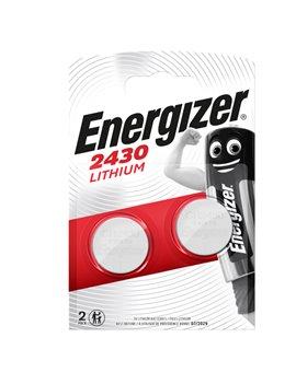 Pila Specialistica Energizer - CR2430 - 3V - E300830300 (Conf. 2)
