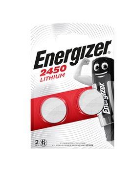 Pila Specialistica Energizer - CR2450 - 3V - E300830700 (Conf. 2)