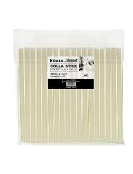 Colla Termofusibile in Stick Koala - 20 cm - 4230 (Bianco Conf. 1 kg)
