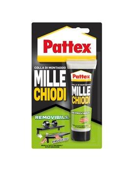 Colla Millechiodi Pattex - 100 g - 1948307 (Trasparente)