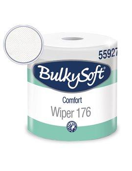 Bobina Asciugatutto Comfort Bulky Soft - 2 Veli - 800 Strappi - 55927.E11 (Bianco Conf. 2)