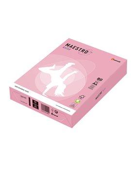 Carta Colorata Maestro Color Mondi - A4 - 80 g - 7005 (Rosa Tenue Conf. 500)