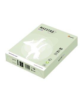 Carta Colorata Maestro Color Mondi - A4 - 80 g - 7012 (Verde Tenue Conf. 500)