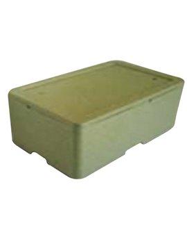 Cassa Termica per Trasporto Alimenti Cuki Professional - 57,8x37,4x21,1 cm - 42010007 (Grigio)