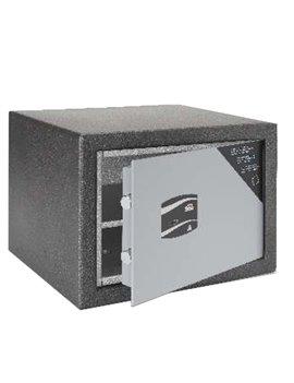 Cassaforte con Serratura Elettronica ST FS40 Metalplus - 450x330x380 mm (Nero)