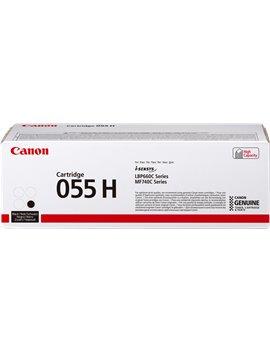Toner Originale Canon 055hbk 3020C004 (Nero 7600 pagine)