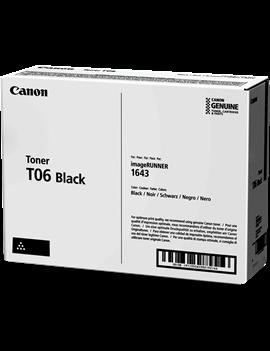 Toner Originale Canon T06 3526C002 (Nero 20500 pagine)