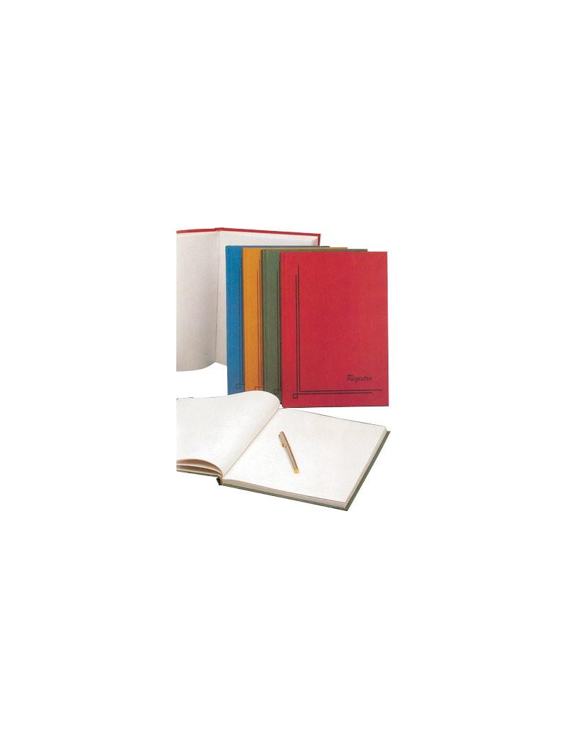 Registro Cartonato Blasetti - A4 - Righe 1R - 96 Fogli - 1342 (Assortiti)