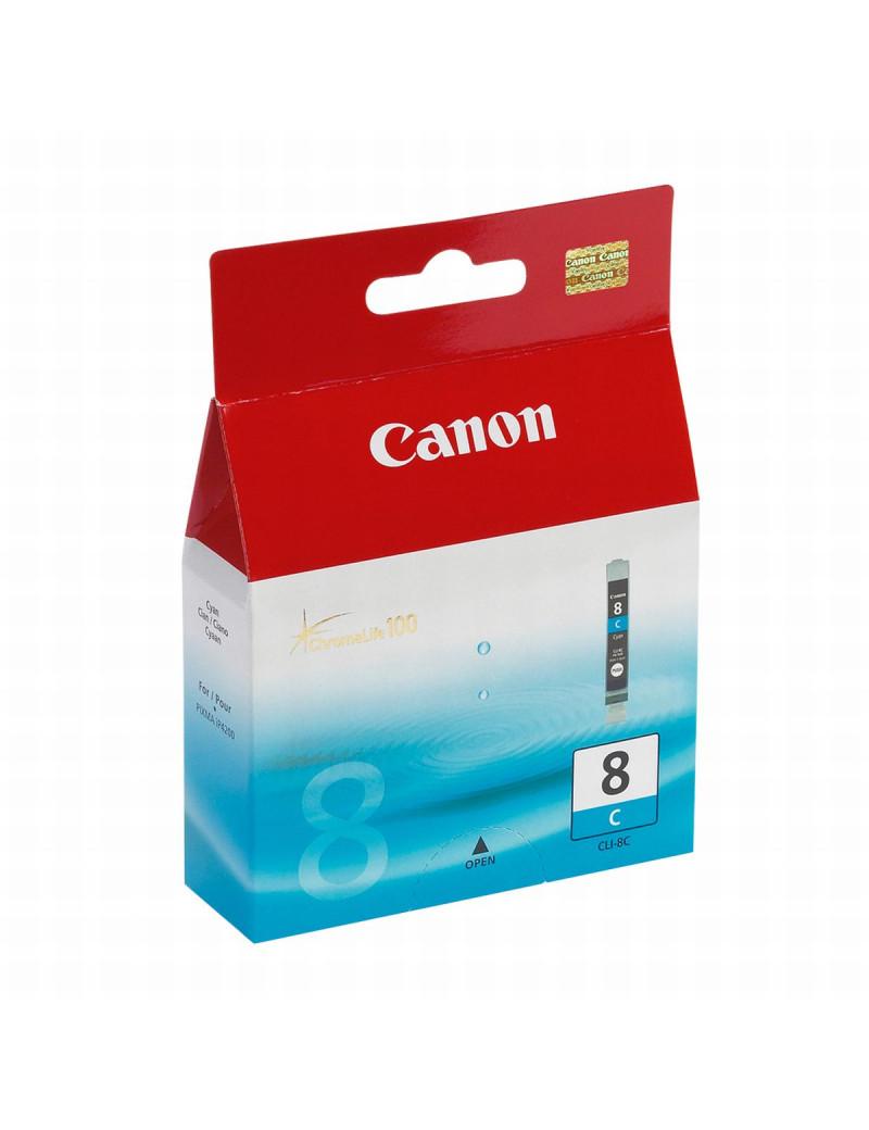 Cartuccia Originale Canon CLI-8c 0621B001 (Ciano)