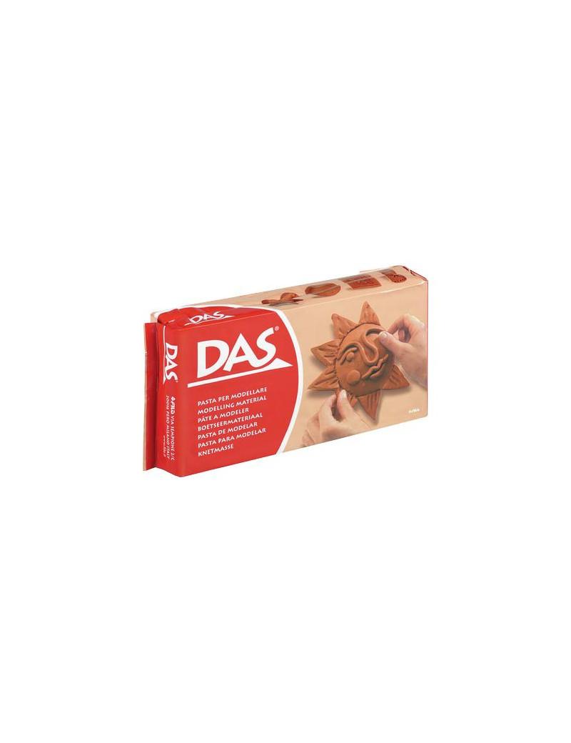 Panetto DAS Fila - Terracotta - 1 kg - 387600 (Terracotta)