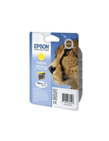 Cartuccia Compatibile Epson T071440 (Giallo 415 pagine)